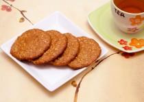 بیسکویت جو و عسل | Honey Oat Biscuit