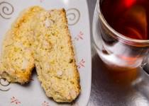 بیسکویت بادام ایتالیایی | Almond Biscotti
