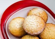 کیک نارگیلی فنجانی | Coconut Cakes