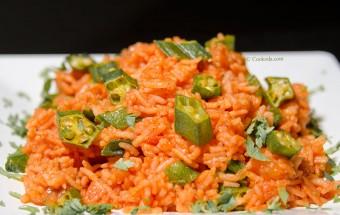 indian-okra-rice