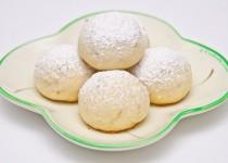 شیرینی چای روسی | Russian Tea Cakes