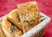 نان بربری | Barbari Bread