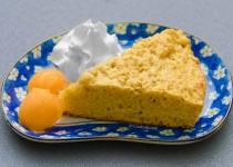 کیک طالبی   Cantaloupe Cake