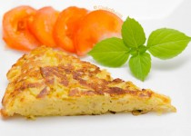 کوکوی کدو ایتالیایی | Italian Zucchini Patties