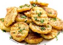 خوراک سیب زمینی و پارمزان | Parmesan Potato
