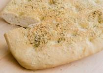 نان رزماری و پارمزان   Rosemary Focaccia