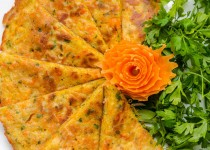 کوکو هویج | Carrot Patties