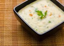 سوپ کرم سیب زمینی | Creamy Potato Soup