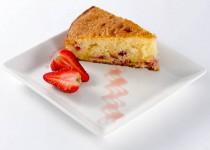 کیک توت فرنگی   Strawberry Cake