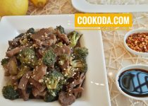 خوراک گوشت و بروکلی | Beef & Broccoli Stir Fry