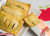 شیرینی پفکی سیب | Apple puff