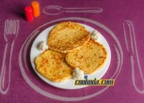 پن کیک گل کلم | Cauliflower Pancakes