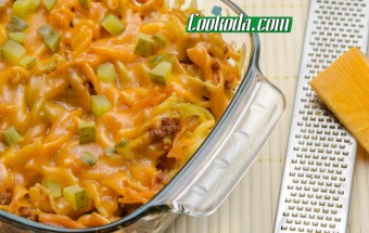 cheddar-pasta-casserole