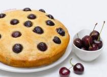 کیک گیلاس   Cherry Cake