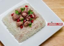 سینه اناری | Chicken & Pomegranate