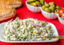 سالاد مرغ    Chicken Salad