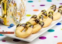 شیرینی نعلی   Horseshoe Cookies