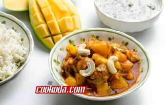 Mango Chicken Stew