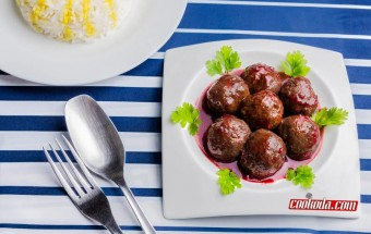meatballs-in-pomegranate-sauce