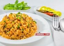 پلو مکزیکی | Mexican Rice