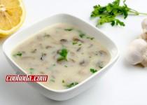 سوپ قارچ   Mushroom Soup