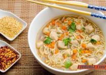 سوپ نودل | Noodle Soup