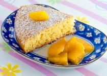 کیک پرتقال   Orange Cake