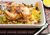 مرغ بریان   Roasted Chicken