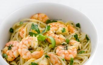 shrimps-and-spaghetti