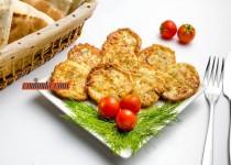کوکو کدو و شوید | Zucchini & Dill Fritters